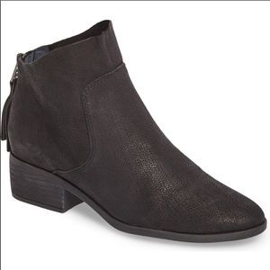 Lucky Brand Lahela Leather Booties, SZ 10